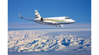 Dassault Falcon Poised For Growth in the Middle East