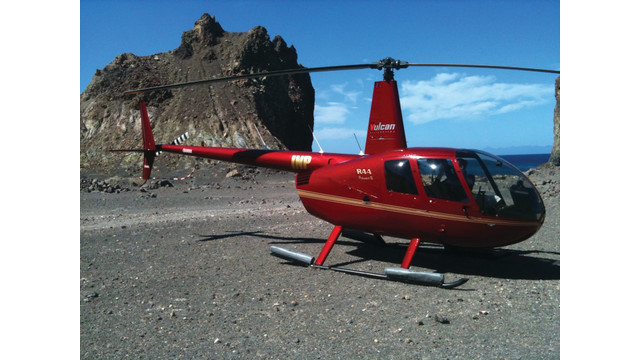 DART Helicopter Services Announces Hong Kong Approval of Emergency Float Kits for R44 Model Helicopters