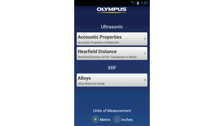 Free App for Android phones: Industrial Tech Guide for Ultrasonic Testing and X-ray Fluorescence