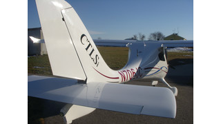 Perfect Pairing — CT Airframe and Rotax 912iS Engine