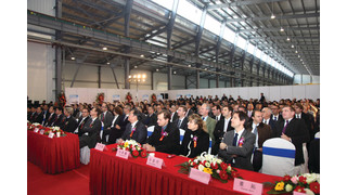 TLD Group Opens Plant In China