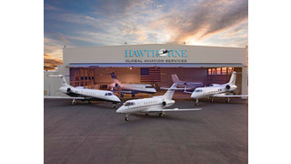 Hawthorne Named Authorized Honeywell Avionics Dealer for Private Jets