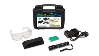 Enhanced UV LED Leak Detection Flashlight