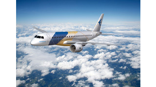 Embraer Selects Pratt & Whitney's PurePower Engines for Second Generation of E-Jets