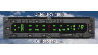 Century Flight Systems C4000