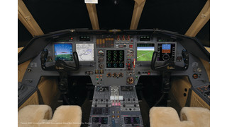 Duncan Aviation Partners with Universal Avionics on Falcon 900B Retrofit Package