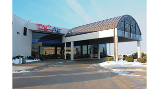 TAC Air Omaha Completes Executive Terminal Renovations