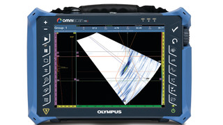 "OLYMPUS Is Hosting a Free Webinar Series ""Introduction to Phased Array Inspection Using the OmniScan MX2"""