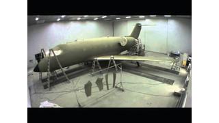 Elliott Aviation Challenger Paint Job in 90 Seconds
