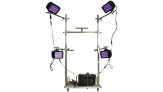 Ultraviolet light system