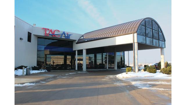 TAC Air Omaha Completes Executive Terminal Renovations