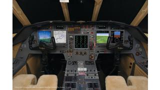 Duncan Aviation Partners with Universal Avionics on Falcon 900B Retrofit Package
