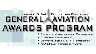 2013 Regional General Aviation Awards Winners Named