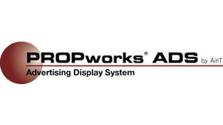 PROPworks™ ADS (Advertising Display System)