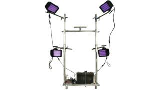 Ultraviolet light system