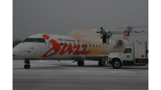 ATS First In United States To Use Bio-Friendly Deicing Fluid At STL
