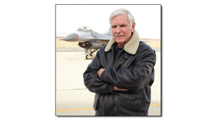 Dick Rutan to Speak at 56th Annual AEA International Convention & Trade Show in Las Vegas, Nev.