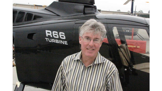 Interview with Kurt Robinson, CEO, Robinson Helicopter
