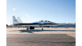 Aerion and NASA commence latest F-15B flight tests to validate supersonic natural laminar flow for future aircraft