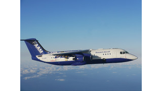 BAE Systems Research Aircraft in Arctic Cloud Study to Improve Climate Predictions