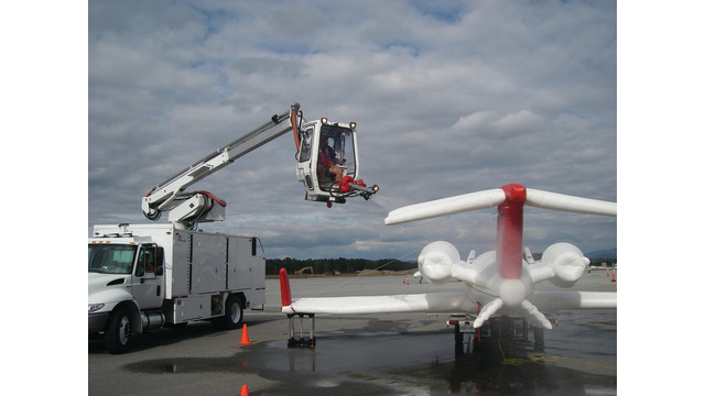 Deicing Training Solution