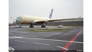 GE Aviation Delivers its First Production Wing Components for the Airbus A350 XWB