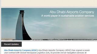 Abu Dhabi International Airport and Abu Dhabi Airports Company Launch Social Media Platforms