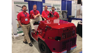 Harlan Unveils New Model At AviationPros LIVE