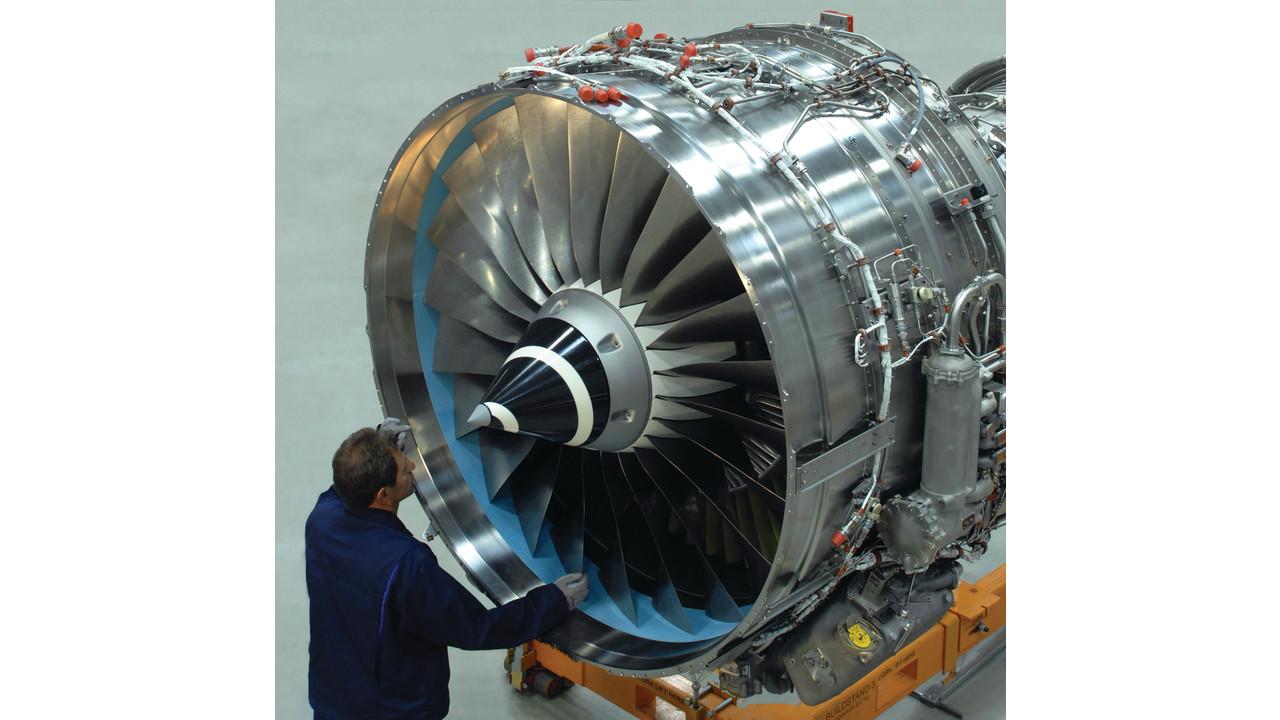 A Salute To The V2500 Aircraft Engine