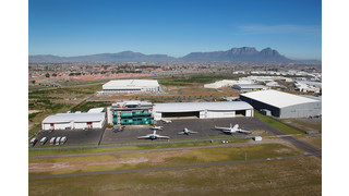ExecuJet Africa extends maintenance offering at Cape Town facility