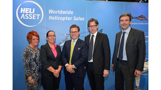 Heli Asset Launches Quarterly Market Reports on Pre-owned Helicopters