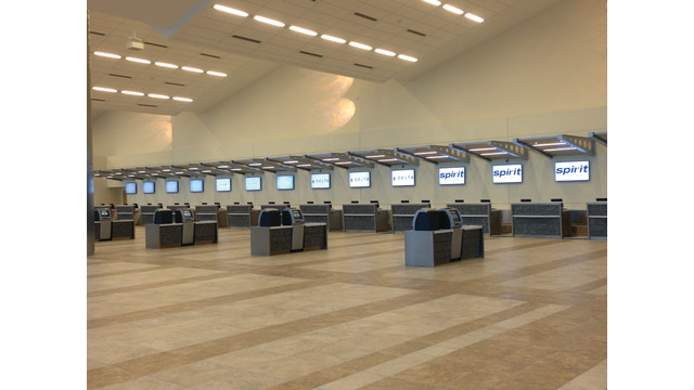 Myrtle Beach Terminal Goes Live With AirIT Solution