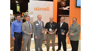 Aircell Announces Top Five Dealers for 2012