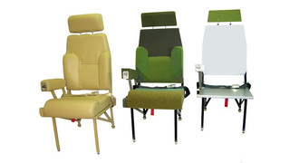 AvFab Airline Style Seats Approved for All King Air Models