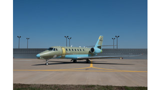 Cessna's New Citation Sovereign Production First Flight Marks Significant Program Milestone