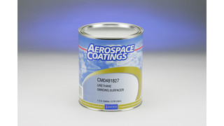 Sherwin-Williams Aerospace Coatings Introduces Urethane Primer/Sanding Surfacer