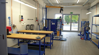 Volga-Dnepr Technics Continues its European Expansion with New Wheel and Brake Repair Shop at Leipzig/Halle