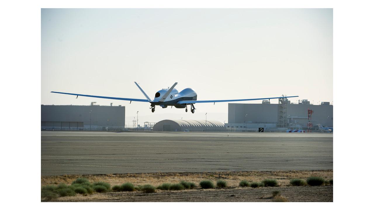 Australia buys more Northrop Grumman MQ-4C Triton UAVs