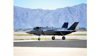 How To Supply Power And Air For The F-35