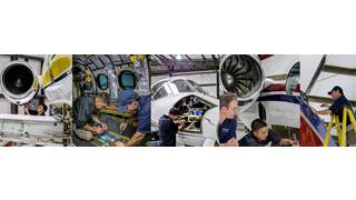 Baker Aviation Maintenance Receives Falcon FAA Approvals