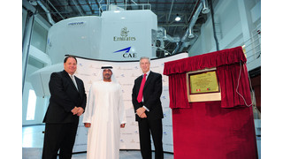 Emirates and CAE Open Second Flight Training Centre in Dubai