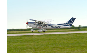 Cessna Turbo Skylane JT-A Takes First Production Flight