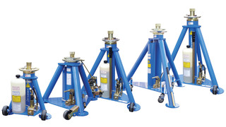 Tripod, Axle Jacks