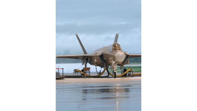 A Look At The F-35 Joint Strike Fighter