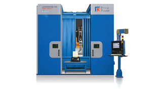 Laser machining system