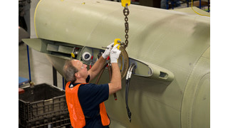 New Citation M2 Reaches 'Wing Mate' Stage