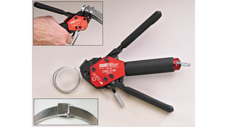 One-step banding tools