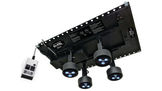 NDT overhead track lighting