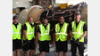 Dallas Airmotive F1RST SUPPORT Team Removes First Rolls-Royce BR710 Engine