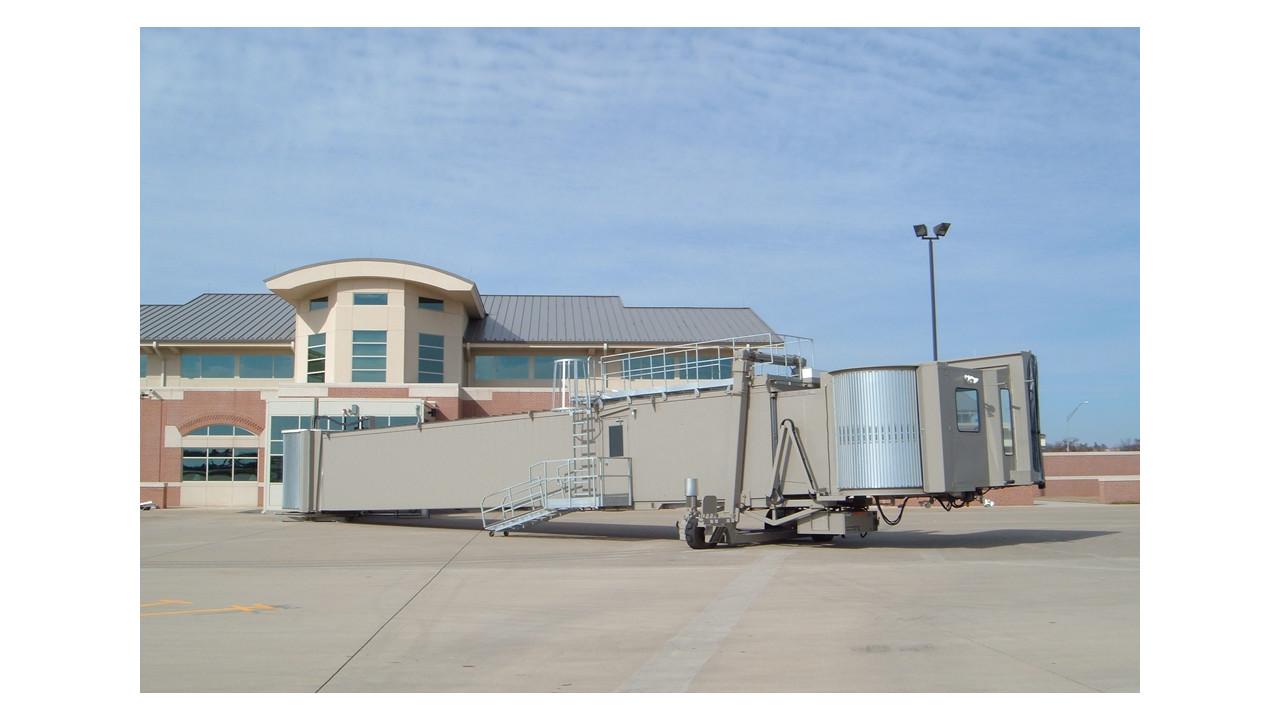 Radial Passenger Boarding Bridges Aviationpros Com